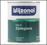 Wijzonol Aqua zijdeglans, 1 liter blik