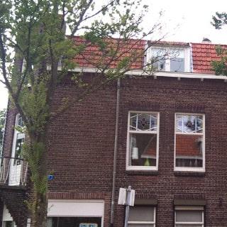 Bovenwoning IJssellaan Gouda na het schilderen