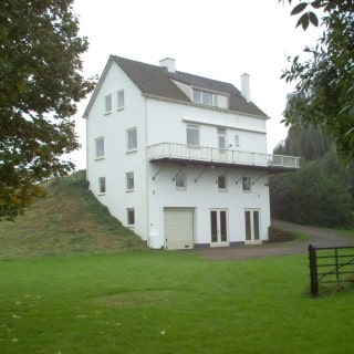Complete buitenzijde vrijstaande woning